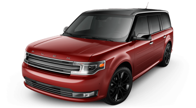 New 2019 Ford Flex Limited Crossover for sale in Hobart, IN